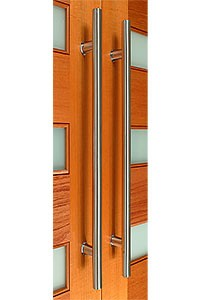 Smooth Door Systems now offer the Mansell Door Handle