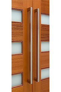Smooth Door Systems now offer the Pelorus Door Handle