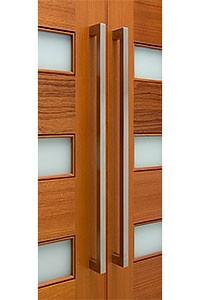 Smooth Door Systems now offer the Pelorus Door Handle